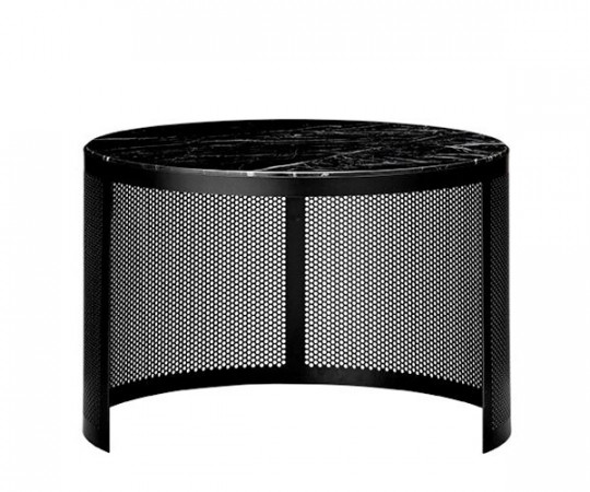 AYTM PAUSILLUS side table - Black - Small
