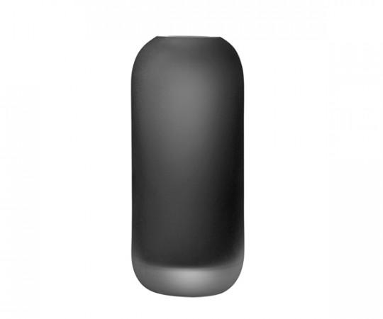 AYTM Hydria Glas Vase - High - Sort