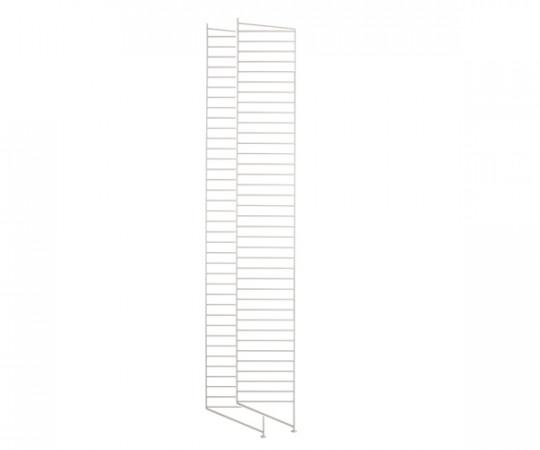 String Gavl 2-pack - Gulv 200x30cm - Beige