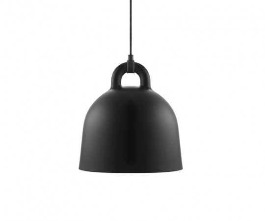 Normann Copenhagen Bell lamp small black