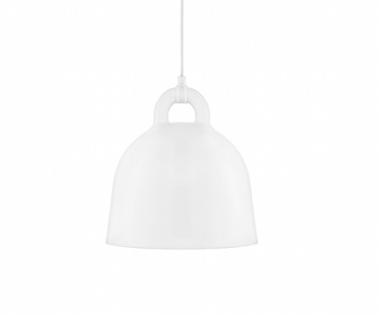 Normann Copenhagen Bell lamp small white