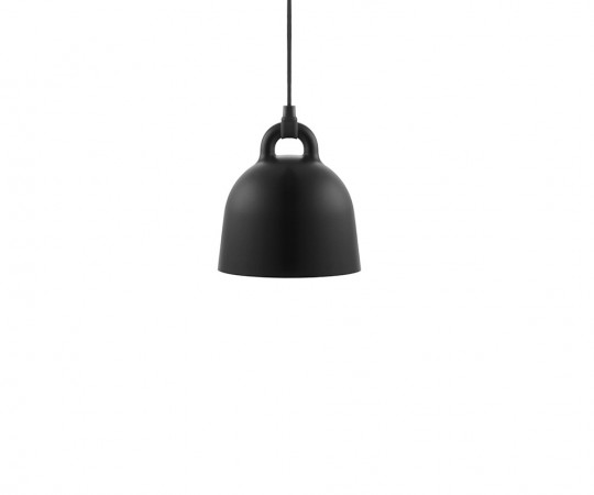 Normann Copenhagen Bell lamp x-small black