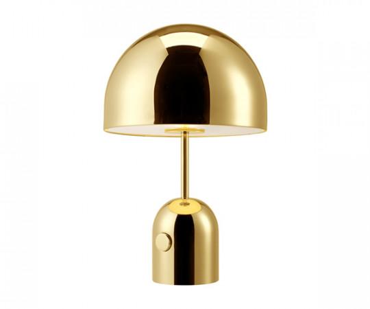 Tom Dixon Bell Brass Table