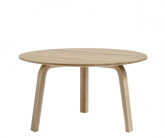 HAY Bella Coffee Table Stor - Ø60xH:32cm - Matlakeret Eg