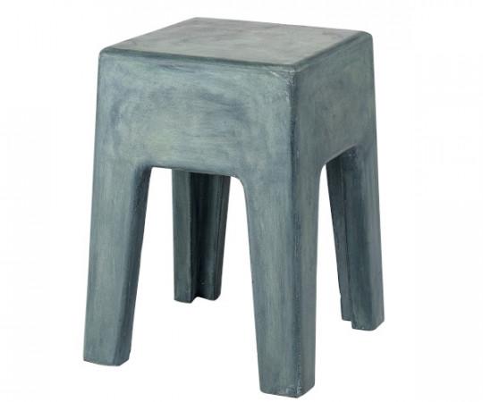 bloomingville ravi beton taburet