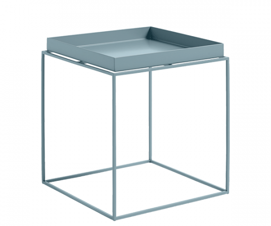 HAY Tray Table - 40x40cm - Blue