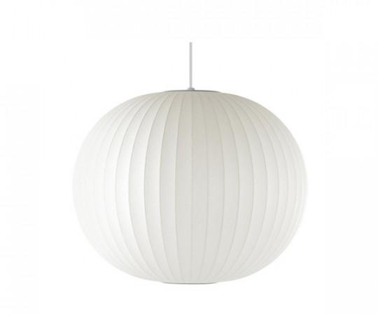Herman Miller George Nelson bubble lampe