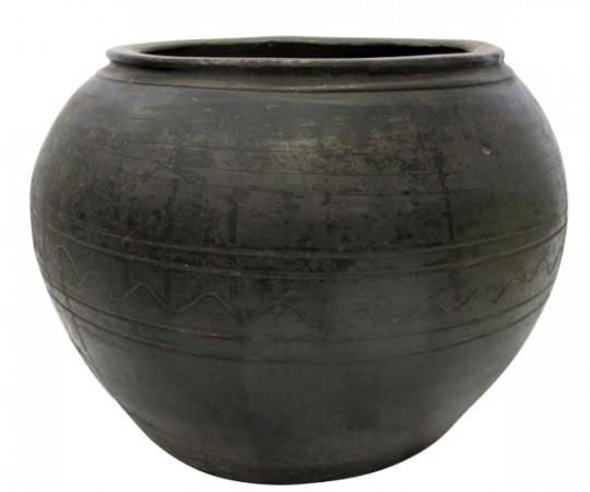 vintage krukke by living gammel ler potte