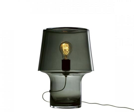 MUUTO Cosy In Grey Bordlampe