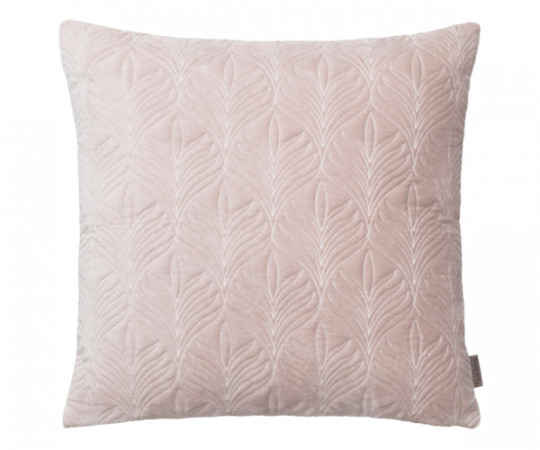 cosy living quilted maple velvet pude dusty rose