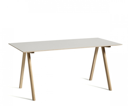HAY CPH10 Desk - Off White Linolium