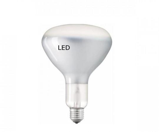 R125 240V LED pære