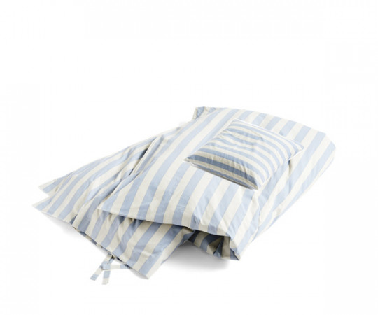 HAY Été sengesæt - light blue - 220x140cm