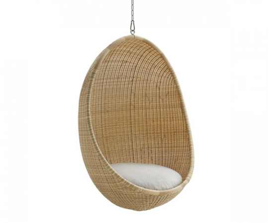 Sika Design Hanging Egg Chair - Udendørs - Natur