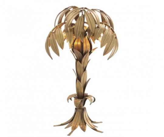 hollywood palm bordlampe