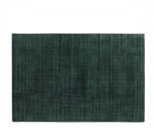 Jacaranda Satara Tæppe - 200x300cm - Emerald