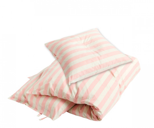 HAY Été sengesæt - rose - 200x140cm