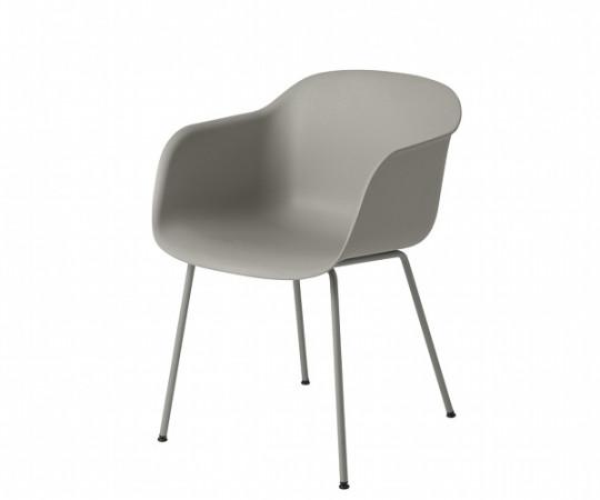 Muuto Fiber Chair - Tube - Arm