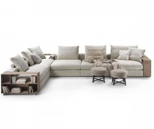 Flexform Groundpiece Hjørnesofa
