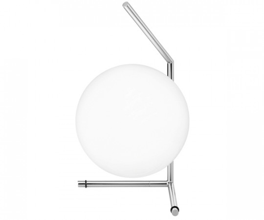 Flos IC Light Table Low krom