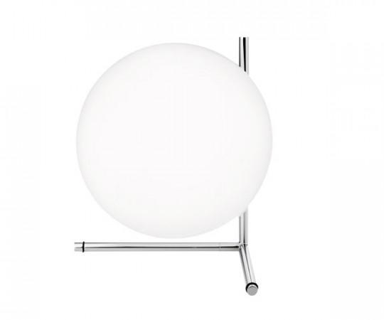 Flos IC Light T2 - Bordlampe - Krom