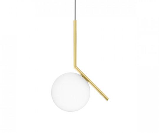 Flos IC Light S1 Pendel Lampe - Messing