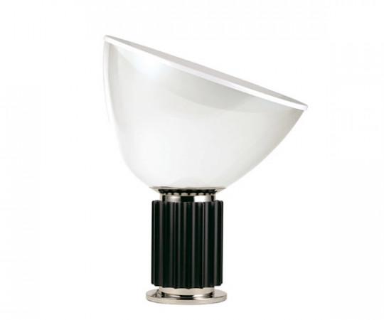 Flos Taccia LED Bordlampe M./ Plastskærm