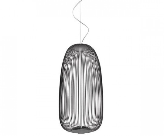 Foscarini Spokes 1 Graphite