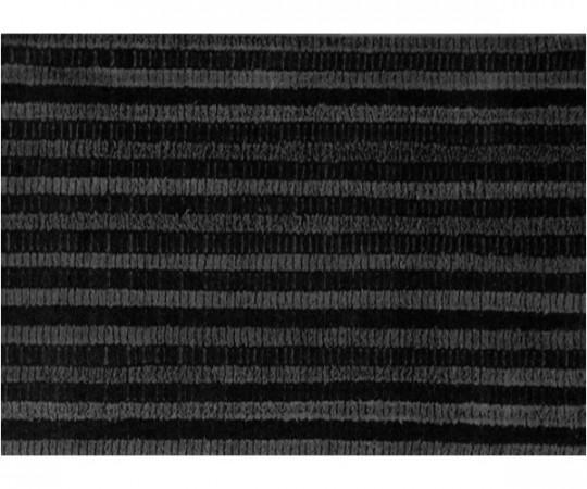 Skriver Collection Fabrano Black Grey designmat - måtte