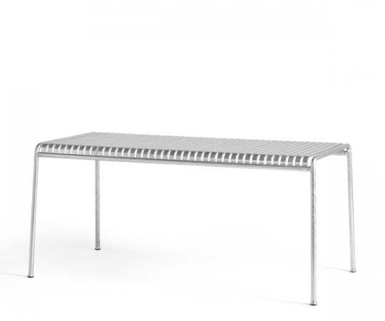 HAY Palissade Spisebord - 170x90 - Galvaniseret