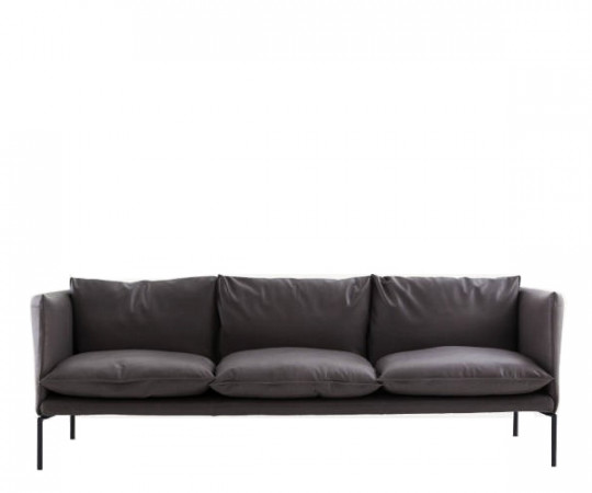 Moroso Gentry Extra light - Leather Black