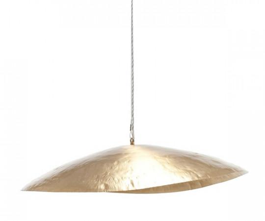 gervasoni brass lampe