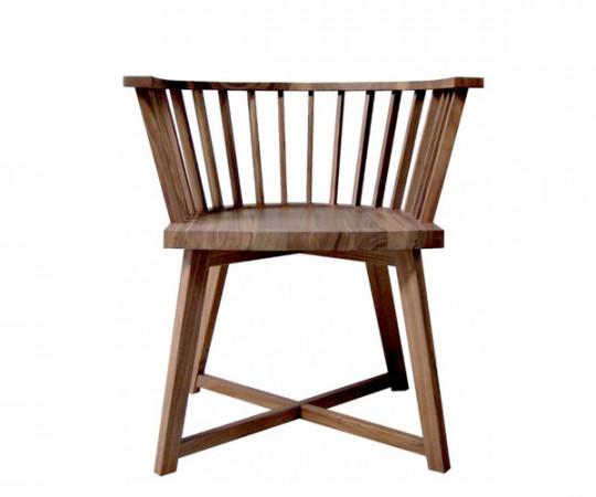 gervasoni gray 24 stol