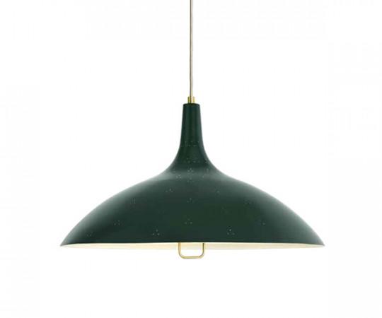 Gubi 1965 lampe grøn