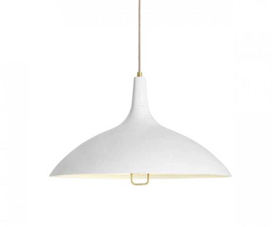 Gubi 1965 lampe hvid