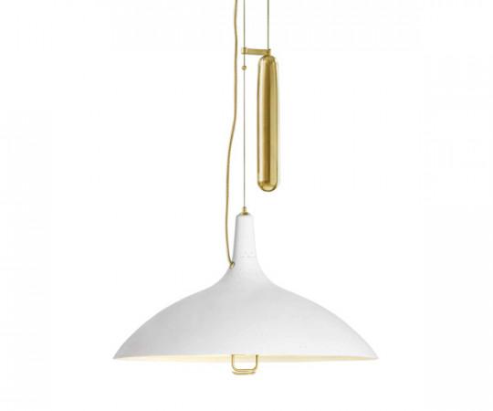 Gubi A1965 lampe hvid