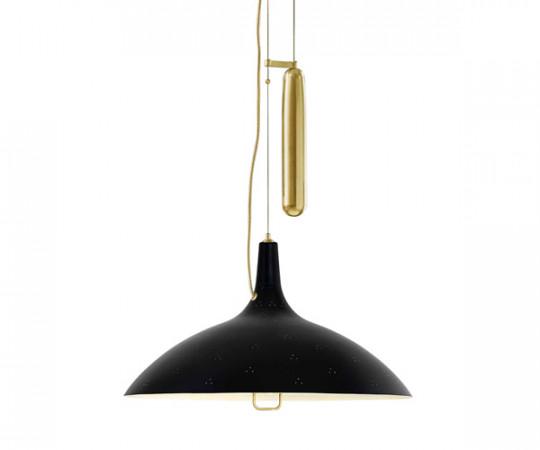 Gubi A1965 lampe sort