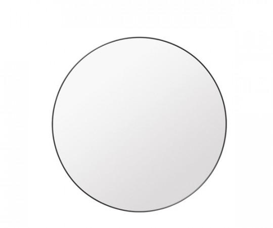 Gubi Mirror Spejl black brass