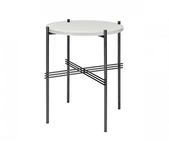 Gubi TS Lounge Table - Small - Glas