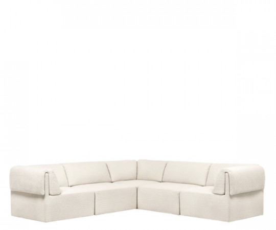 Gubi Wonder Sofa 2x3 Pers. - Karakorum 001