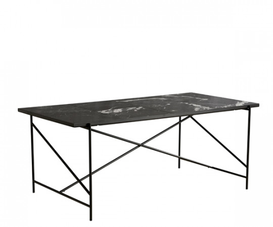 Handvark - Dining Table 180 - Black