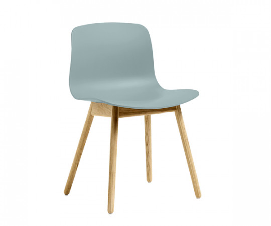 HAY About A Chair (AAC12) dusty blue natur