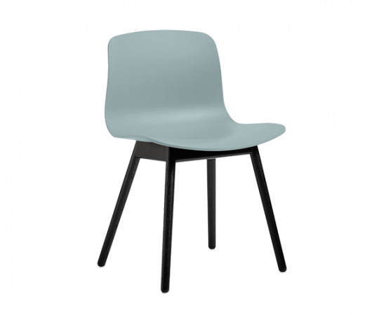 HAY About A Chair (AAC12) dusty blue sort