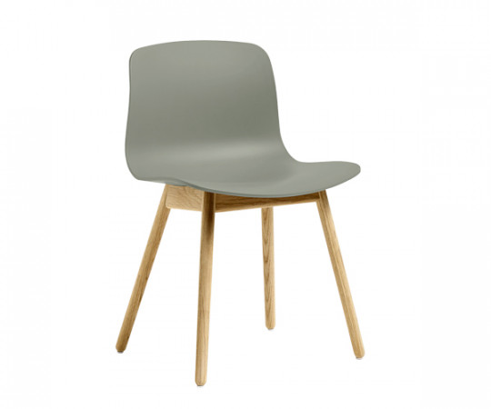 HAY About A Chair (AAC12) dusty green natur