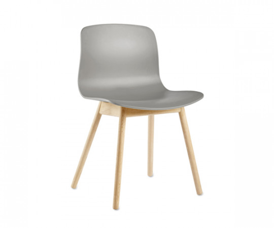 HAY About A Chair (AAC12) grey natur