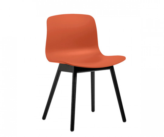 HAY About A Chair (AAC12) orange sort