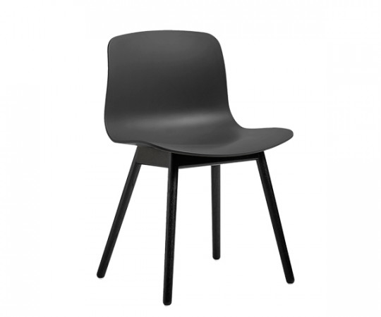 HAY About A Chair (AAC12) soft black sort