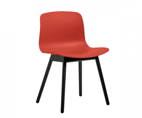HAY About A Chair (AAC12) warm red sort