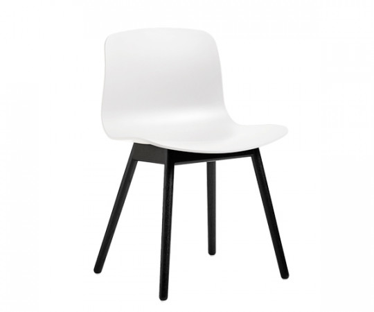 HAY About A Chair (AAC12) white sort