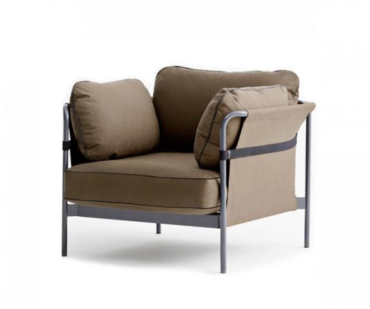 HAY Can Lounge Stol - Kanvas Stof